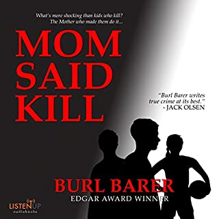 Mom Said Kill (Pinnacle True Crime) audiobook cover art