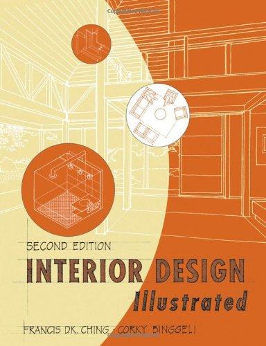 Interior Design Illustrated 2nd Edition