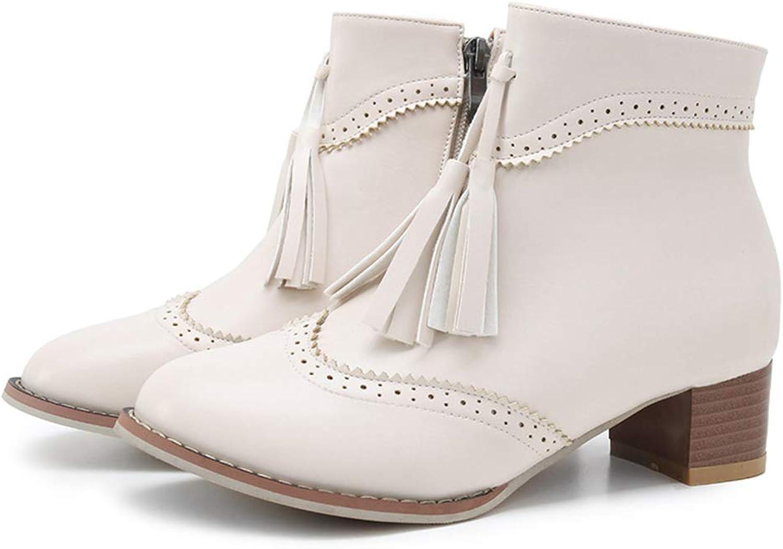 skor de mode, skor de cheville, bottes de fermeture éclair, épaisseur lisse, et bottes de Martin.