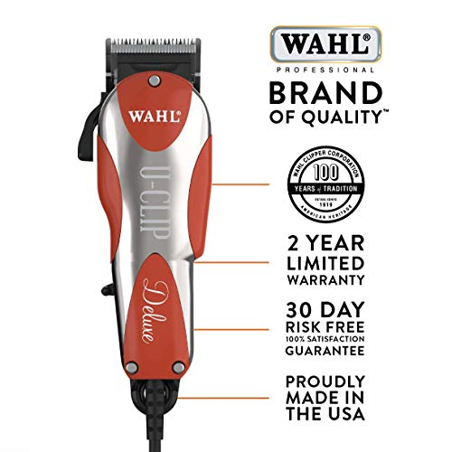 Product Image 7: Wahl Professional Animal Deluxe U-Clip Dog Clipper
