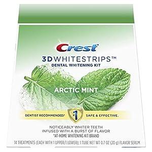 Crest 3D Whitestrips 28 Individual Strips Arctic Mint