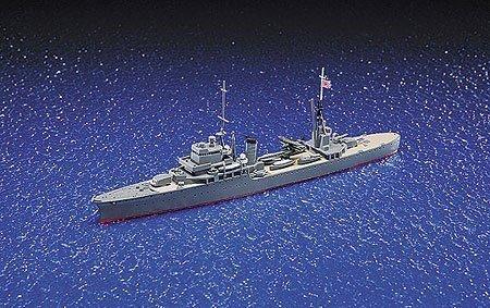 青島文化教材社 1/700 ウォーターラインシリーズ 日本海軍 軽巡洋艦 香取 プラモデル 328