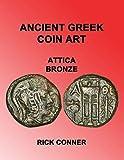 Ancient Greek Coin Art Attica Bronze
