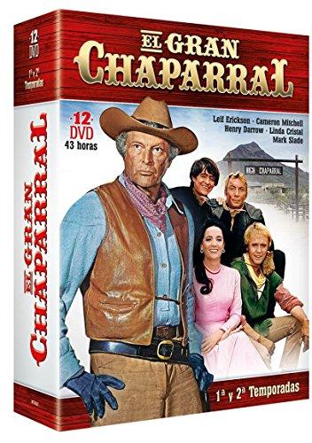 High Chaparral (The High Chaparral, Spanien Import, siehe Details für Sprachen)