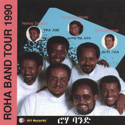 Roha Band Tour 1990