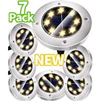 7-Pack Lanpan Outdoor Decorative Solar Garden Lights