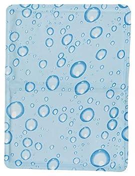 Trixie 28776 Tapis rafraîchissant Bleu Clair 40 × 30 cm