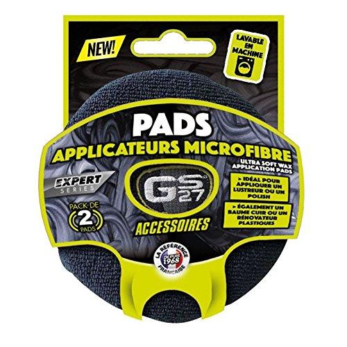 GS27 - Pads Applicateurs Microfibre