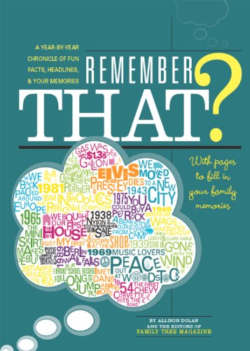Remember That?: A Year-by-Year Chronicle of Fun Facts, Headlines, & Your Memories (English Edition)