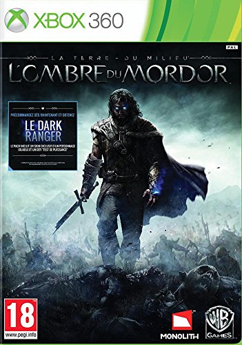 Warner Bros Middle-Earth: Shadow of Mordor, Xbox 360 Basic Xbox 360 Inglese videogioco