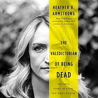The Valedictorian of Being Dead cover art