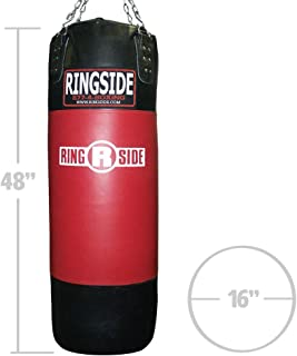 Ringside Soft Filled Boxing MMA Muay Thai Fitness Workout Training Kicking Punching 100, 130, 150 and 200 lb Heavy Bag