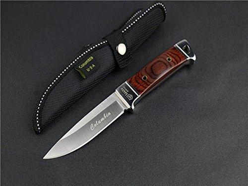 FARDEER Knife NO.SA26 Cuchillo de Caza de excelente Estructura