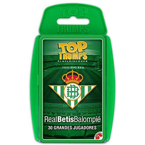 Eleven Force Top Trumps Real Betis Balompié (Español)