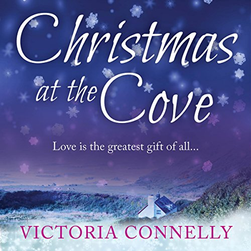 Christmas at the Cove audiobook cover art
