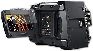 atFoliX Skärmskydd är kompatibel med Blackmagic Design URSA Mini Pro 4.6K G2 Skyddsfilm, antireflekterande och stötdämpand...