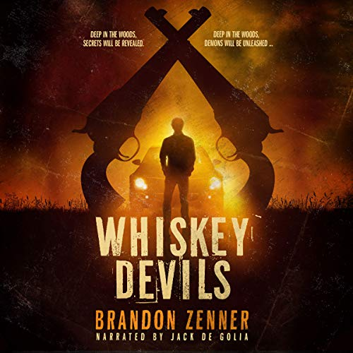 Whiskey Devils audiobook cover art