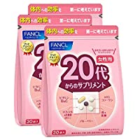 新 ファンケル (FANCL) 20代からのサプリメント女性用 45~90日分