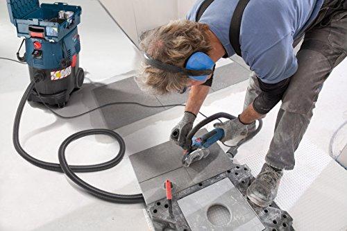 Bosch Professional Industriestaubsauger GAS 35 L SFC+ (1200 Watt, 35 L Behälter, 3 m Schlauch, im Karton) - 3