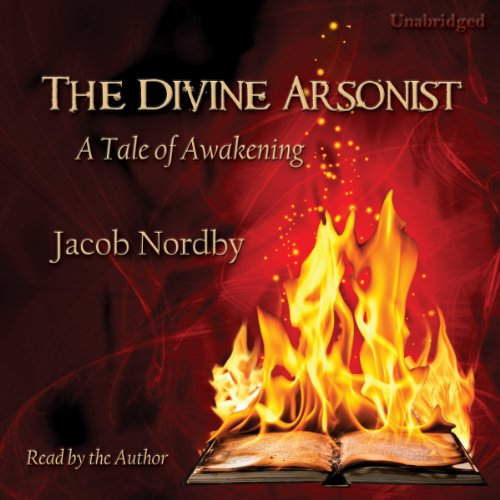 The Divine Arsonist audiobook cover art