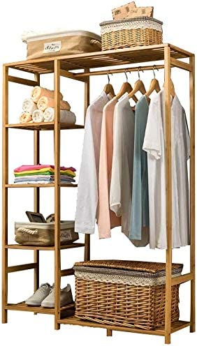TZSYHJ Coat Rack,Simple Rack Ultra-Cheap Deals Solid Minneapolis Mall Bedroom Fl Wood Hanger