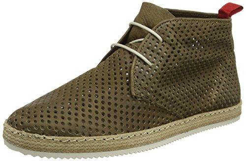 nobrand Herren Carl 2 Chukka Boots, Grün (Olive), 44 EU
