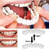BHHT Kits De Blanqueamiento De Dientes Cosméticos Smile Fit Dentadura Superior De Los Dientes Conservar Los Brackets De Blanqueamiento Confort