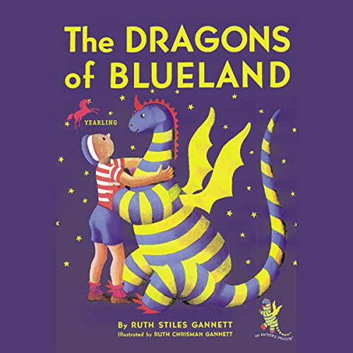 The Dragon's of Blueland audiobook cover art