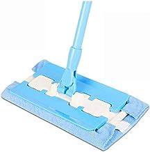 BTYAY Hardwood Dust Microfiber Floor Mop for Home Kitchen Bathroom Cleaning Wet or Dry Usage on Hardwood, Laminate Tile