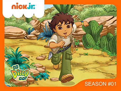 Go, Diego, Go! Season 1