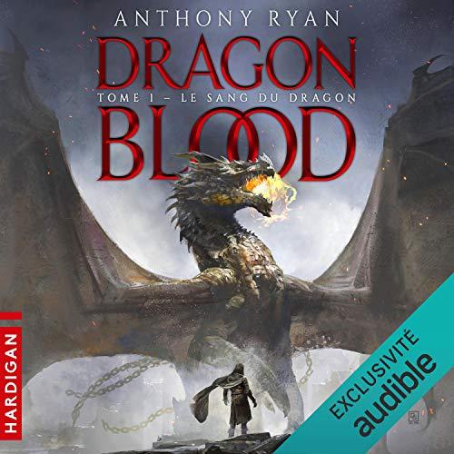 Couverture de Le Sang du dragon