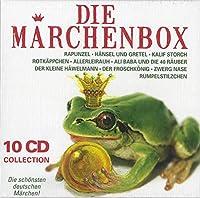 Die Märchenbox 10 CD-Set