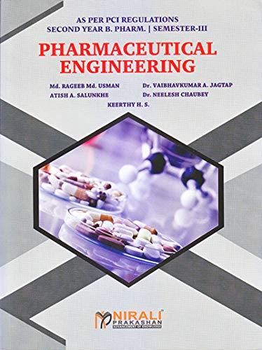 Semester-III - Pharmaceutical Engineering