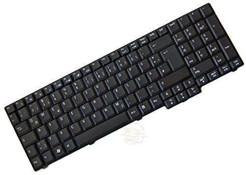 NExpert deutsche QWERTZ Tastatur für Acer Aspire 5535 5735Z 7000 7004 9302 9920G Series DE NEU