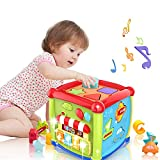LAGERFEY Early Learning Shape Sorter Baby Toys 6 to 12...