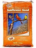 Valley Farms Striped Sunflower Seed - Wild Bird Favorite, Classic Year 'Round Wild Bird Food (25 LBS)