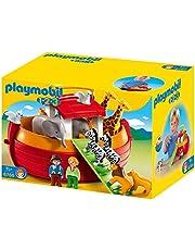 PLAYMOBIL- Noahs Ark Leksakset, 32,5 x 20 x 22,5 cm
