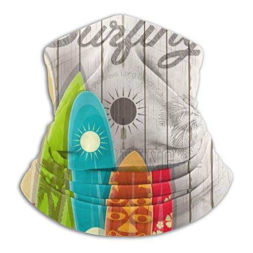 BigHappyShop Pañuelo de microfibra neutra para el cuello y la cabeza de la bufanda, bufanda de invierno multifuncional pasamontañas