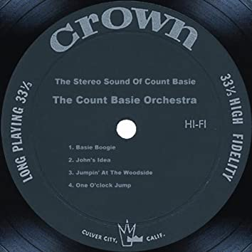 The Stereo Sound Of Count Basie