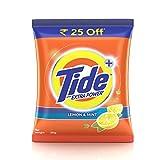 Tide Plus Extra Power Detergent Washing Powder - 2 kg (Lemon and Mint)