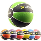 Gold Coast 2kg - 10kg Heavy Duty Rubber <span class='highlight'>Medicine</span> <span class='highlight'>Balls</span> - For Weights Training Exercise Fitness MMA Boxing