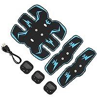 ランニング用ジム用耐久性腹筋スティッキングトレーナー(blue)