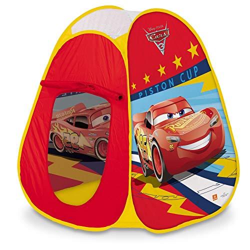 Mondo Toys - Cars 3 Pop-Up Tent - Tenda da gioco...