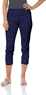 SLIM-SATION womens M20710PM Casual Pants