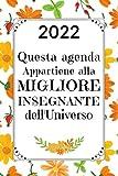 Agenda Settimanale: Organizzatore   150 pagine   1 settimana su 2 pagine   Priorita , Obiettivi , Cosa da fare , Note  Regalo Pensione Originali Maestra Educatrice Insegnante