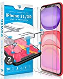 Power Theory for iPhone 11/iPhone XR Screen Protector Tempered...