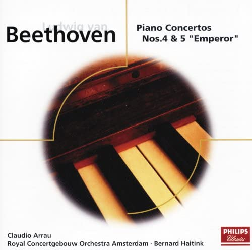 Claudio Arrau, Royal Concertgebouw Orchestra & Bernard Haitink
