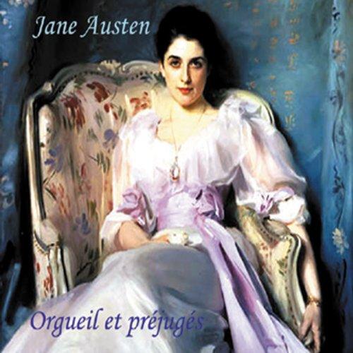 Orgueil et préjugés  audiobook cover art