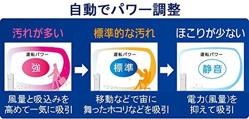 アイリスオーヤマ空気清浄機花粉PM2.5除去~17畳PMMS-AC100