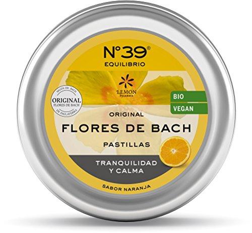 Pastillas Flores de Bach Nr.39 BIO